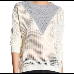NEW Anthropologie Honey Punch Sweater Size: M